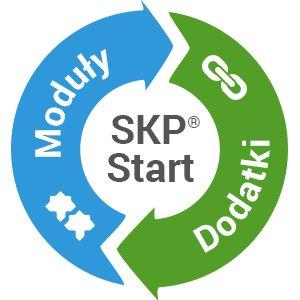 Rejestry VAT, tworzenie i wysyłka JPK_VAT - dobry program księgowy dla biur rachunkowych - SKP®